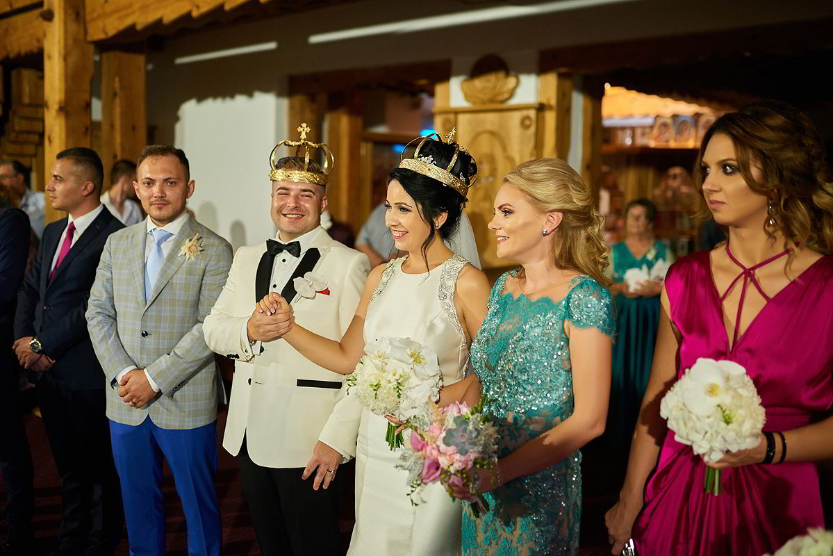 nunti romania