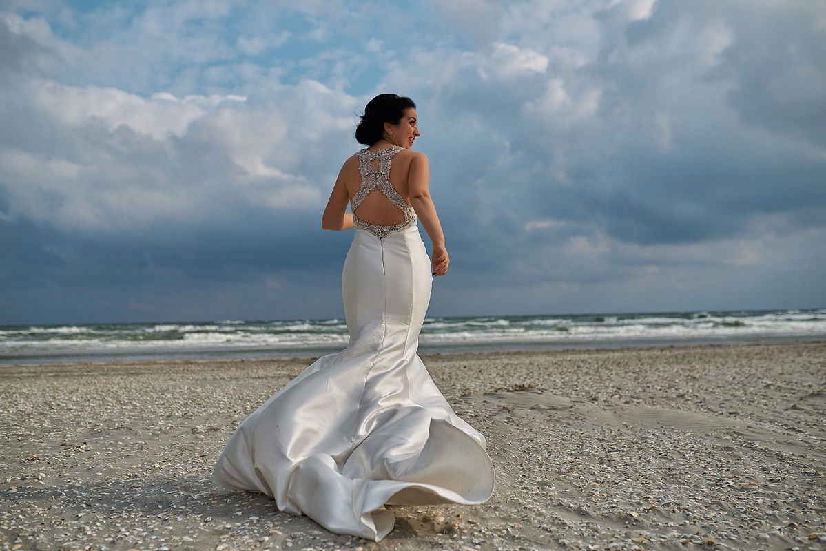 fotograf Trash the dress