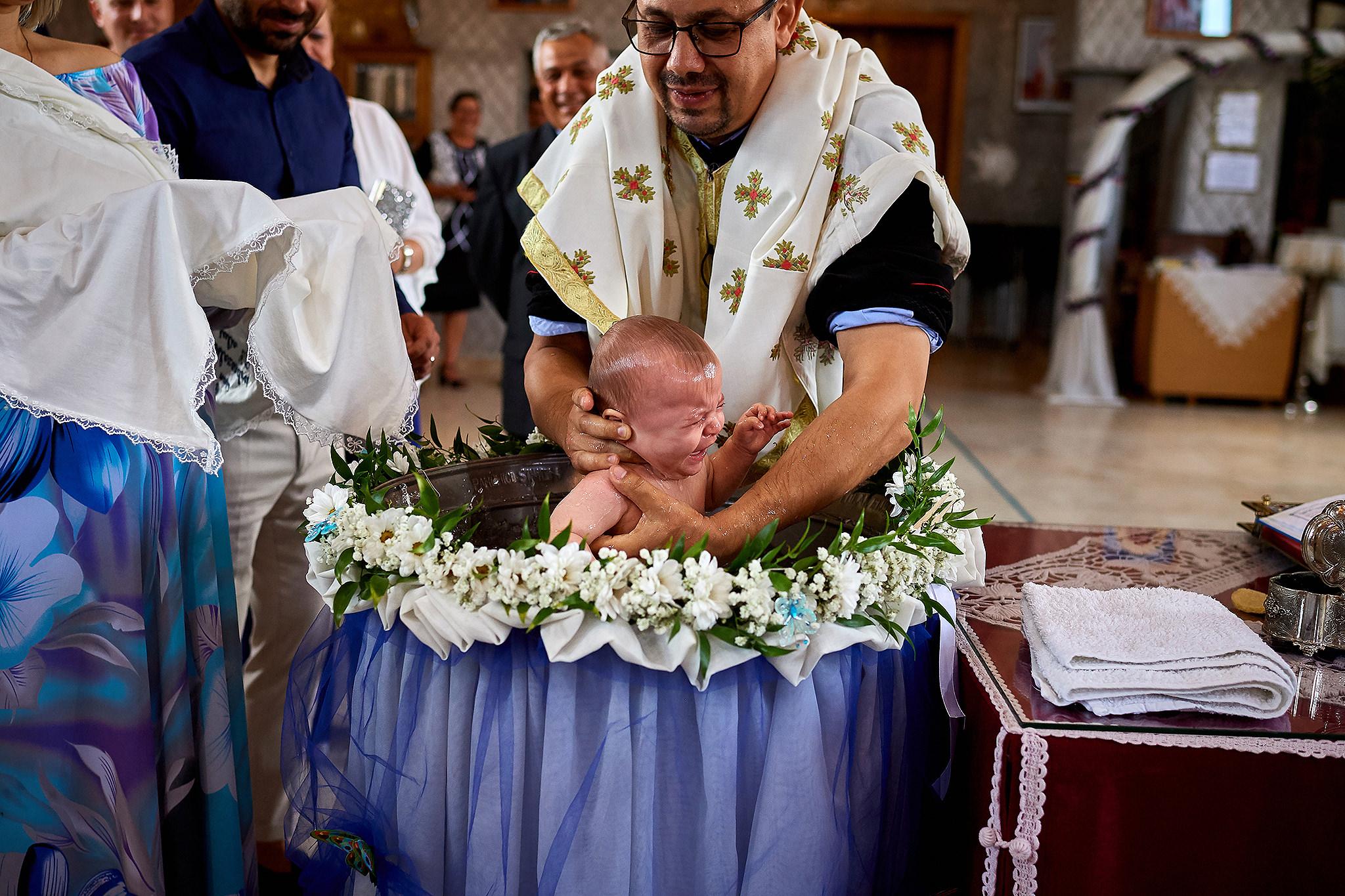Fotografie de botez Eric Alexandru10
