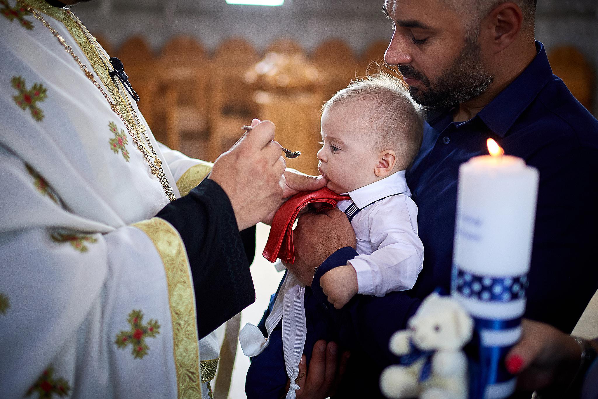 Fotografie de botez Eric Alexandru17