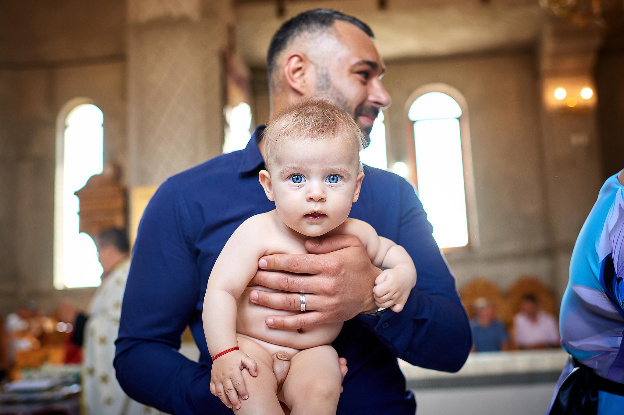 Fotografie de botez Eric Alexandru9